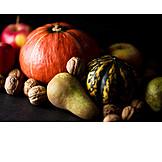 Squash, Autumn decoration