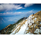 Extreme Sports, Lake Garda, Mountain Biker