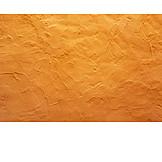 Orange, Plaster