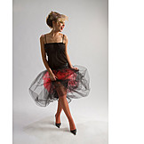 Fashion, Fashion, Tulle Dress