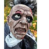 Horror, Halloween, Zombie