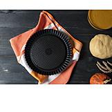 Preparation, Pumpkin Pie