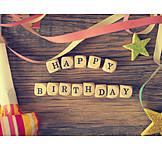 Birthday, Happy Birthday, Congratulations
