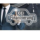 Cars, Financing