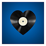 Love, Music, Record