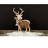 Deer, Christmas decoration