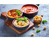 Oriental Cuisine, Hummus