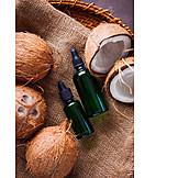 Körperpflege, Kokosnussöl
