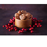 Pastries, Pastry Crust, Gingerbread Heart