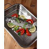 Preparation, Prepared Fish, Trout
