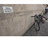 Ajar, Forbidden, Bicycles