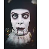 Halloween, Gruselig, Vampir