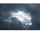 Sky, Rain Clouds
