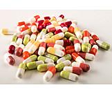 Tabletten, Kapsel, Ernährungsergänzung