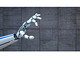 Hand, Ai, Robotics
