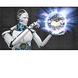 Forschung, Weltweit, Künstliche Intelligenz