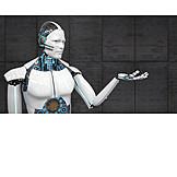 Robot, Present, Ai