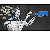 Transport, Logistik, Robotik