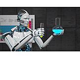 Wissenschaft, Forschung, Künstliche Intelligenz