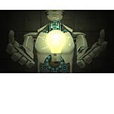 Forschung, Einfall, Zukunft, Innovation