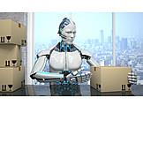 Parcel, Automation, Robotics