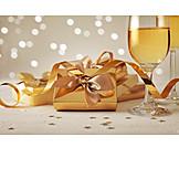 Birthday, Gifts, Festive