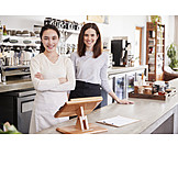 Gastronomie, Bistro, Servicekraft