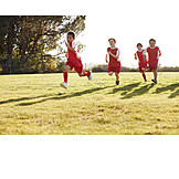 Fußball, Kindheit, Fußballtraining