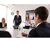 Meeting, Presentation, Team Meeting