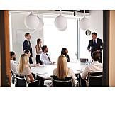 Explaining, Seminar, Presentation