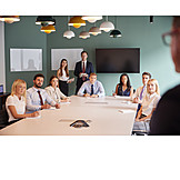 Staff, Presentation, Team Meeting