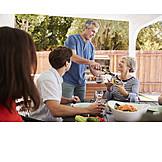 Essen, Servieren, Barbecue