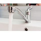 Water, Faucet