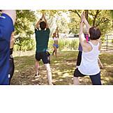 Fitness, Motion, Yoga