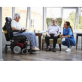 Communication, Assisted Living