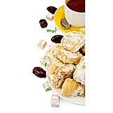 Pastries, Hot Chocolate, Arab Cuisine