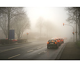 Ampel, Autos, Straßenverkehr