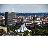 City view, Berlin