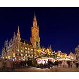 Munich, Christmas Market