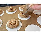 Preparation, Hazelnut Cookie
