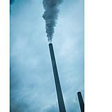 Smoke stack, Smog, Air pollution
