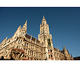 Munich, New Town Hall