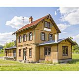 Property, Station Building