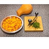 Preparation, Pumpkin Eating