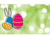 Easter, Easter Card, Easter Motive