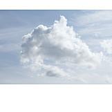 Cloudscape, Weather, Sunny