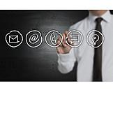 Contact, Customer Service