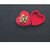 Valentinstag, Geschenkdose