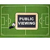 Soccer, Public Viewing