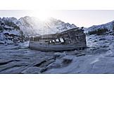 Shipwreck, Lofoten, Shipwreck